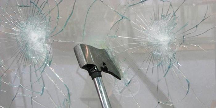 Ударопрочное стекло
